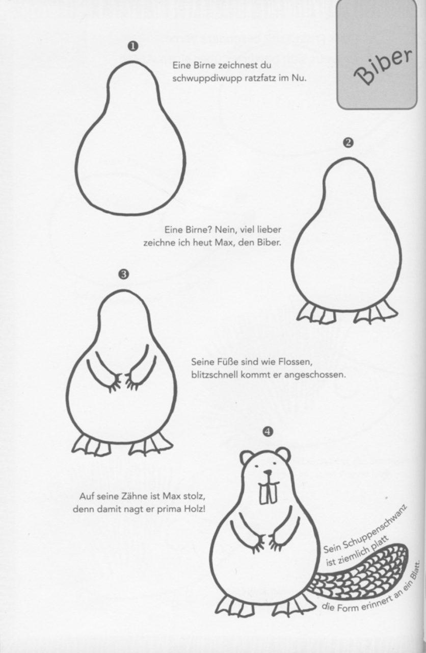 Carlsen Verlag, Punkt, Punkt, Komma, Strich: Viele Tiere zeichne ich