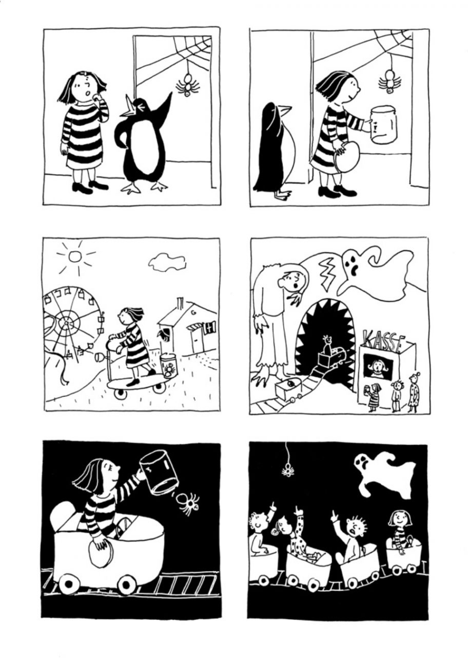 Carlsen Verlag, Paula und ihr Pinguin Puk