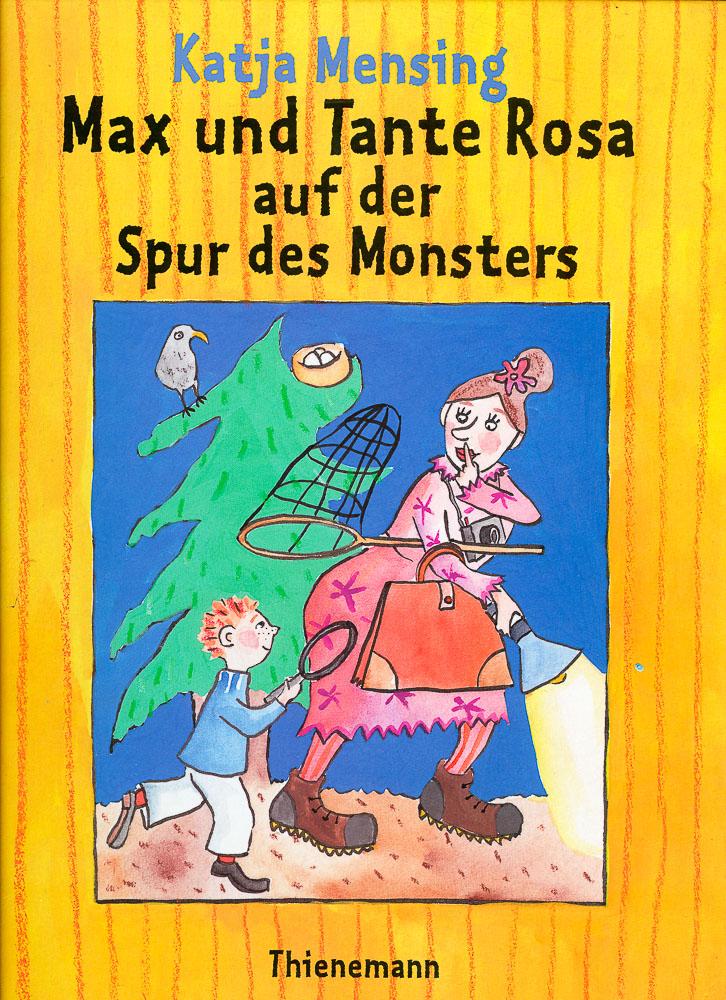 Max und Tante Rosa Katja Mensing Titel