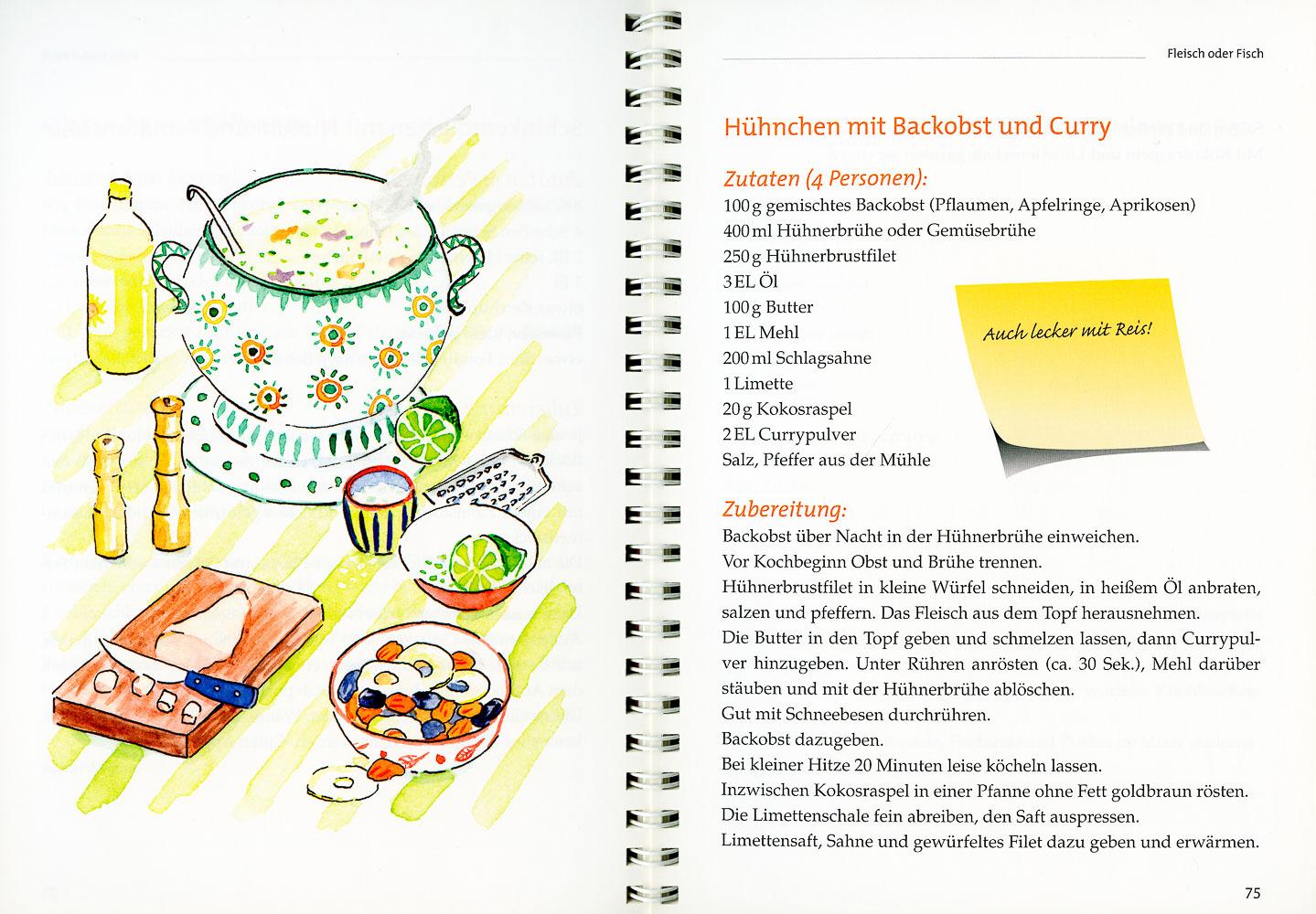 Ratgeber Kochbuch Katja Mensing 1