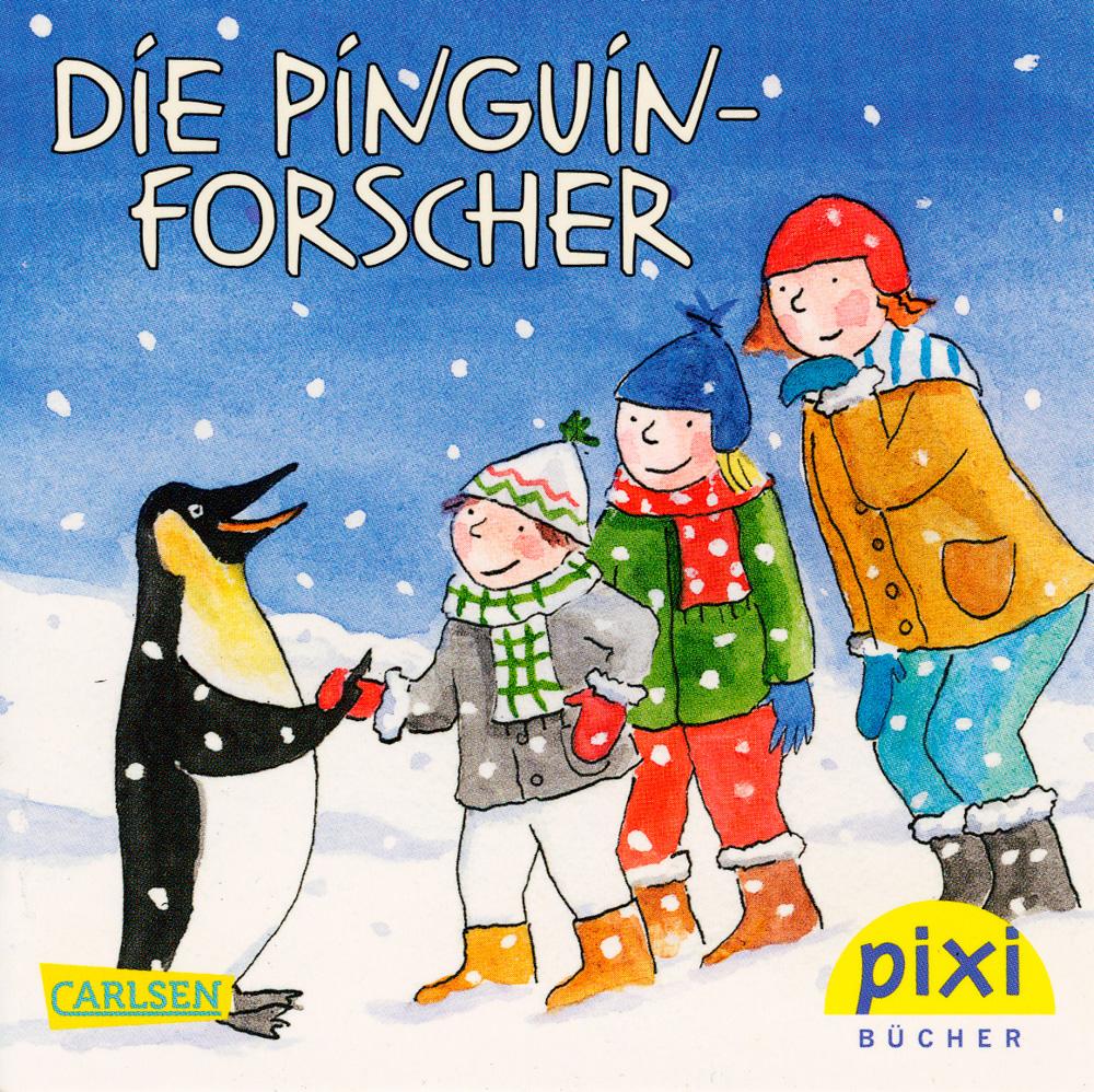 Die Pinguinforscher