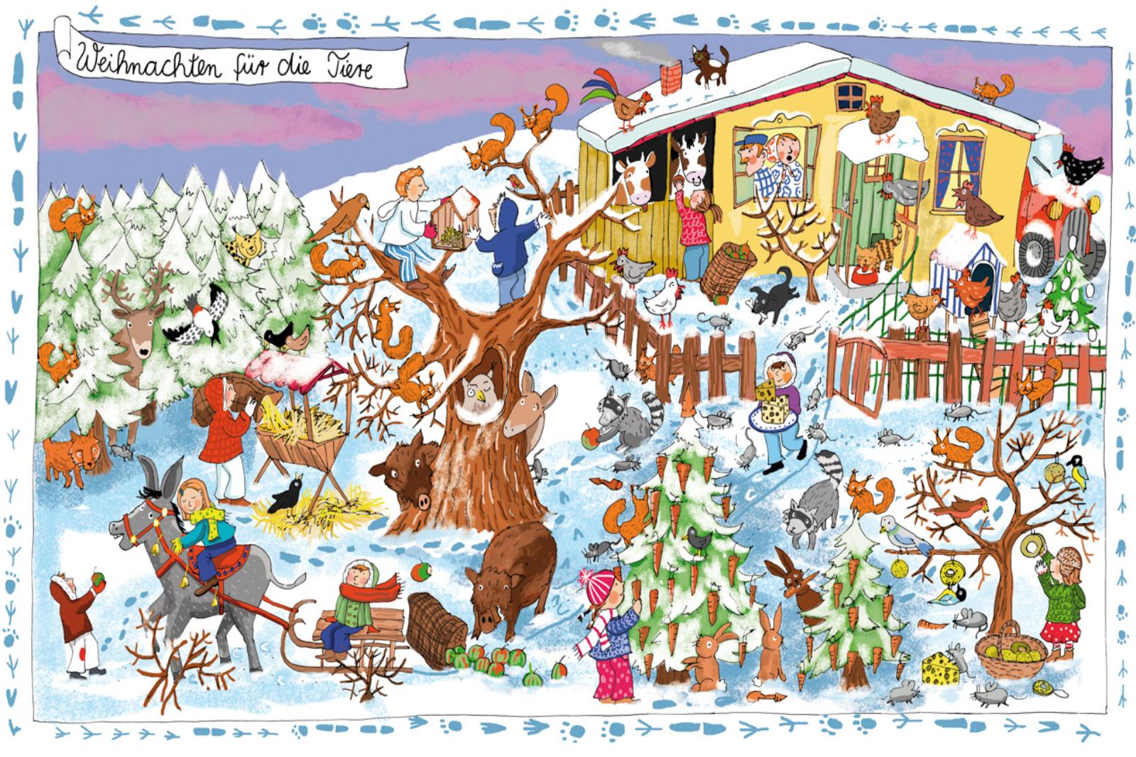 Carlsen Verlag, Fröhliche Weihnachten