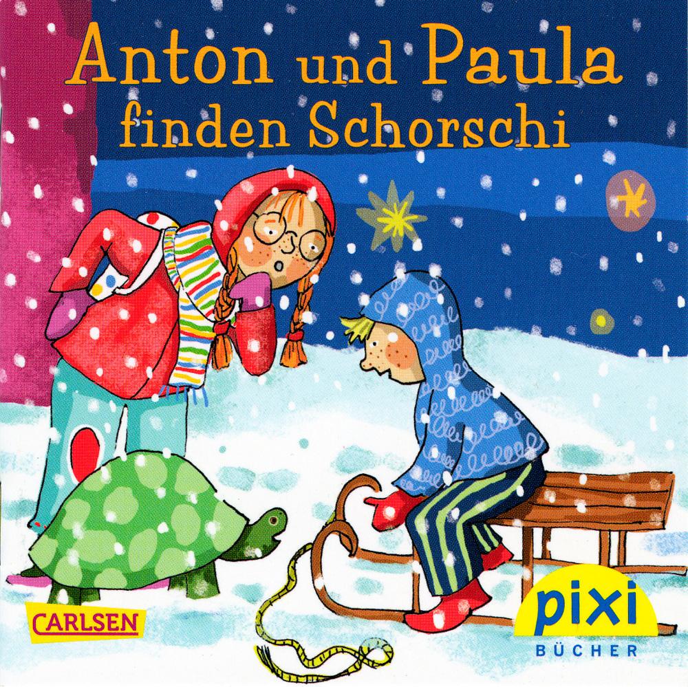 Anton und Paula finden Schorschi