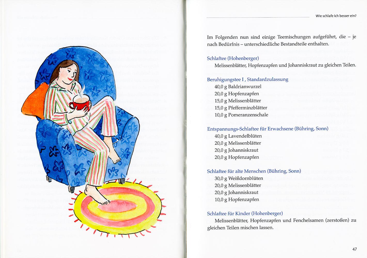 Ratgeber Schlaf Katja Mensing 3